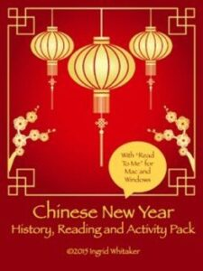 Chinese New Year: History, Reading and Activity Pack