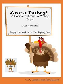 Save a Turkey