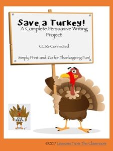 Save a Turkey!